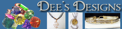hand crafted Jewelery & wire wrapped gemstones