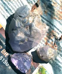 Georgia amethyst photo : click to enlarge