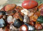 Texas Agates Tumble